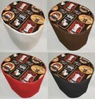 Canvas Morning Coffee Cover Compatible with Keurig Coffee Brewing Systems