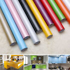Roll Kitchen Cupboard Self-adhesive Contact Paper Wall Paper DIY 60x200cm US