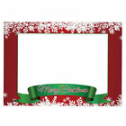 Christmas Baby Shower Wedding Photo Booth Props Party Decor Xmas Photography
