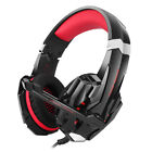KOTION EACH GS900 3.5mm Pro PC Gaming Headset Stereo Headphone Mic for PS4 A7J9