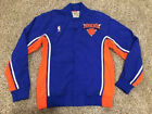 Mens New York Knicks Mitchell & Ness Hardwood Classics Authentic Warm-Up Jacket on eBay