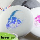 Dynamic BLEND JUDGE HAPPY SKULL STAMP *pick weight & color* Hyzer Farm disc golf