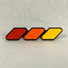 Kyпить Toyota Tacoma 4Runner Tundra Tri-color 3 Grille Badge EMBLEM на еВаy.соm