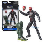 "MARVEL Legends Taskmaster Iron Skull Red Skull Abomination BAF 6"" Figures Hasbro"