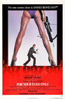 Posters USA - 007 For Your Eyes Only Movie Poster Glossy Finish - PRM068 $16.95 USD on eBay