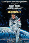 Posters USA - 007 Moonraker Movie Poster Glossy Finish - PRM074 $23.86 CAD on eBay