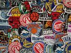 Basketball Sports NBA Patch Iron-on Embroidered Sew on cloth jacket hat bag Jean on eBay