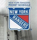 1970's to 2000's NHL New York Rangers Hockey Schedule - U-Pick From List $2.95 CAD on eBay