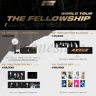 Kyпить ATEEZ The Fellowship : Map The Treasure in Seoul WORLD TOUR CONCERT OFFICIAL MD на еВаy.соm