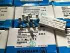 WICKMANN  Glass Fuses  5 x 20mm  250V   VARIOUS AMPS and SPEED  10 PIECES  Z2350