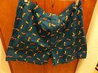 DACHSHUND Wiener Dog Men's Cotton Christmas Holiday BOXER SHORTS  L-XL-XXL NWT