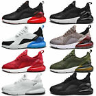 Men's Air Max 270 Trainers Sneakers Breathable Fitness Lightweigh Athletic Shoes