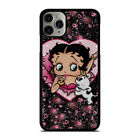 BETTY BOOP CUT LOVE iPhone 6/6S 7/8 Plus X/XS Max XR 11 Pro Max Case Phone Cover $15.9 USD on eBay