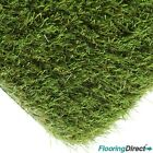 30mm Deluxe Artificial Grass, Cheap High Quality Astro Lawn Fake Green Turf Roll