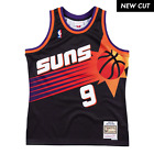 Dan Majerle Phoenix Suns Hardwood Classics Throwback NBA Swingman Jersey on eBay