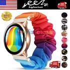 Scrunchie Fashion Loop Band Strap For Samsung Galaxy Watch Active/Active 2 US image