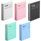 MOTEMOTE 10 Minutes Planner HALF YEAR 5 Color Monthly Weekly Daily Study Planner