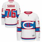 AT8813 Mens Reebok NHL Winter Classics Premier Jersey Montreal Subban