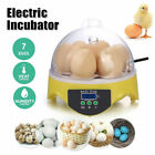 Digital Egg Incubator Hatcher Machine Automatic Temperature Control f/Bird H2R3