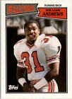 1987 Topps Football Pick Complete Your Set #248-396 RC Stars ***FREE SHIPPING***Football Cards - 215