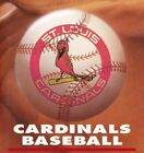 1980's to 2000's MLB St. Louis Cardinals Baseball Schedule - U-Pick From List on Ebay
