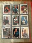 1999 Autographed Kingpins Bowling Cards PBA Weber Anthony Walter Ray