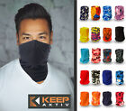 Keep Aktiv Cover your Face with Style Multi-Purpose Versatile Soft Face Mask