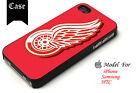 Detroit Red Wings Hockey Logo iPhone 11 X SE 8 7 6 AX50 Samsung S9 S8 S6 Case $7.99 USD on eBay