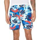 """Tommy Hilfiger Mens Marcus 7"""" High Rise Printed Khaki, Chino Shorts BHFO 0039 <br/> Guaranteed Authentic  Sugg. Price:  $69.50"""