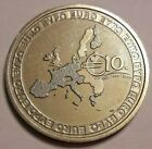 10 € & 50 Years Europa Médaille Europe Medal
