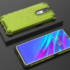 Honeycomb Pattern Ultra-thin Shockproof Protective Case Cover Fr Oppo F9/F11 Pro