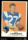 1969 Topps #233 Gary Garrison Chargers San Diego St 5 - EX $12.0 USD on eBay