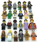 LEGO NEW MINIFIGURES TOWN CITY SERIES NINJA STAR WARS CASTLE MORE YOU PICK!!! $2.99 USD on eBay