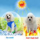 2020 Summer Small Dog Cooling Vest Coat Jacket Swamp Cooler for Pet Dogs Cat 1PC