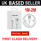 GENUINE Apple Lightning USB Sync Charger Lead Cable For iPhone 6 Plus 5C 5S iPad