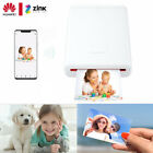 HUAWEI CV80 Photo Printer BT Wireless ZINK Inkless ARVideo Printing Editing K4E3