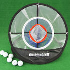 Golf Training Net Mats Chipping Pop-UP Pitching Cages Hitting Outdoor Aid Tools