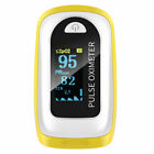 Fingertip Pulse Oximeter Oxygen Saturation Meter Blood Monitor Heart Rate Meater