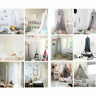Dome Princess Bed Canopy Mosquito Net Baby Child Play Tent Curtains Room Decor image