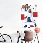 Paul George Los Angeles Clippers NBA Wall Poster on eBay