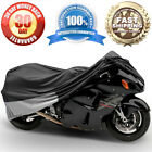 Motorcycle Cover Travel Dust For Triumph Trophy 650 1200 Tiger Daytona 1050 $27.92 CAD on eBay