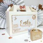 Personalised Christmas Eve Box | North Pole Foil | Xmas Favour Boxes