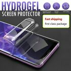 [2PK] For LG v20 v30 v50 G7 G8 Full Coverage Soft Hydrogel TPU Screen Protector
