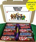 ROBLOX HAPPY BIRTHDAY LOCKDOWN GIFT CHOCOLATES BOX CARD Quarantine Personalised