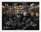 The Office Signed Cast Photo 8x10  Michael Scott Dwight Jim Pam Tv Show Quote