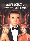 Never Say Never Again (DVD, 2000) Brand New - Factory Sealed $35.0 USD on eBay