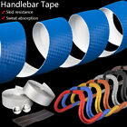 Accessory Carbon Grain With 2 End Plug Bicycle Handlebar Tape Anti-slip Straps