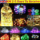 Battery Fairy Lights Led String Home Twinkle Decor For Party,christmas Garden Uk