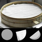 Non-Stick Cookware Cooking Tools Steamer Pad Silicone Mat Dim Sum Paper