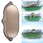 Seat Cat Bed Pet Lounger Safe Resting Hammock Suction Cup Window Home
